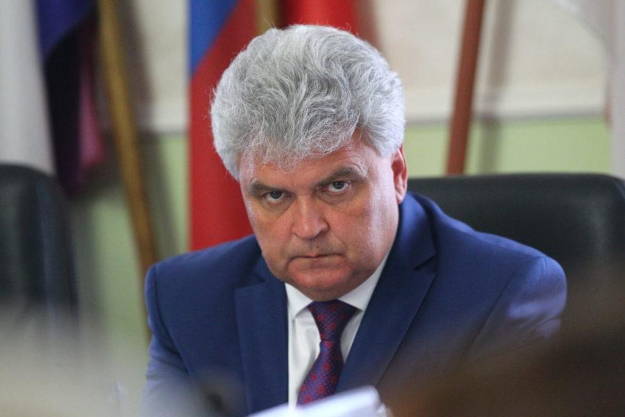 Пётр Тултаев, глава Саранска