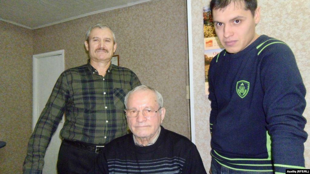 Сулдан уңга: Мөнир Ситдыйков, Фаик Таҗиев һәм Илмир Салих