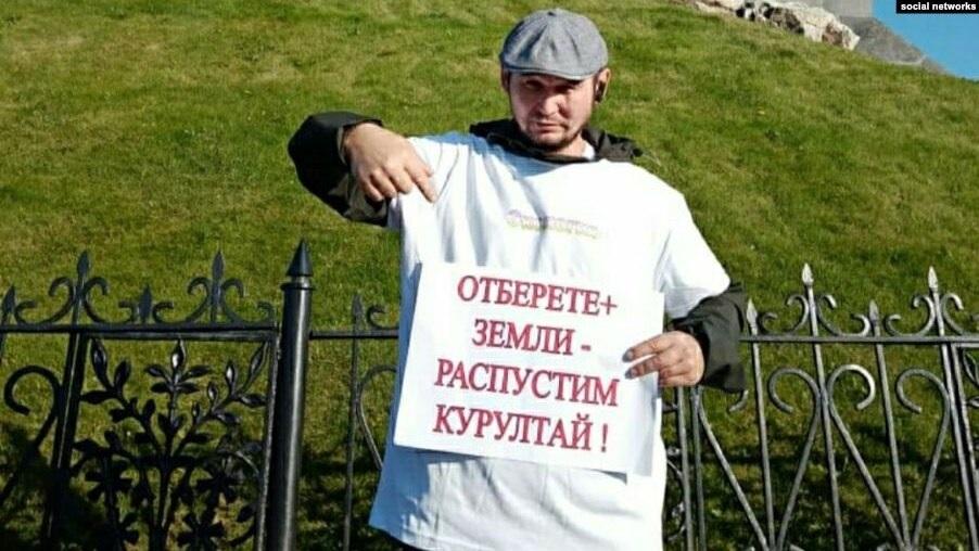 Ильгам Янбердин. Фото: Idel.Реалии